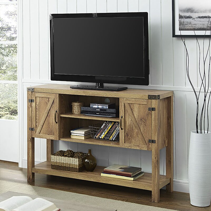 Industrial TV Stands You'll Love | Wayfair