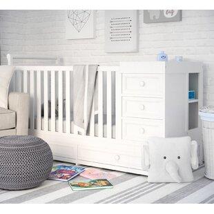 Under Crib Storage Convertible Cribs