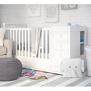 Bon Under Crib Storage Convertible Cribs