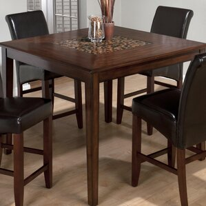Marcel Counter height Dining Table by World Menagerie