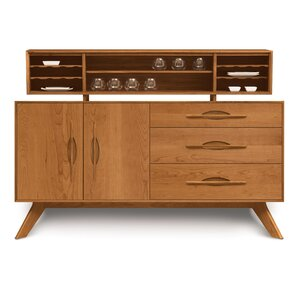 Audrey 2 Doors on Left Sideboard by Copeland Furniture
