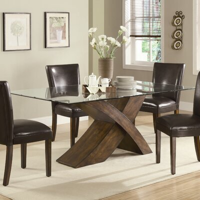 acme furniture forbes marble dining table reviews wayfair