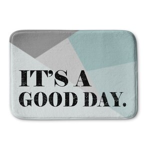 Itu2019s a Good Day Bath Mat