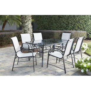 7 piece patio set Patio Dining Sets You'll Love | Wayfair 7 piece patio set