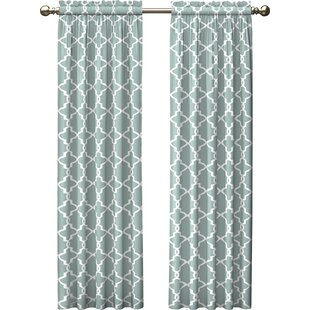 blue sheer curtains drapes