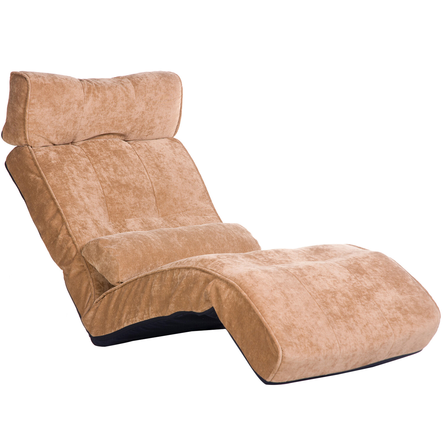 Merax Folding Lounge Chair & Reviews