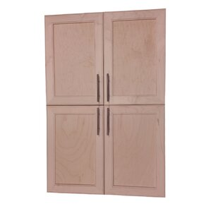 Village Kitchen Pantry by WG Wood Prod..
