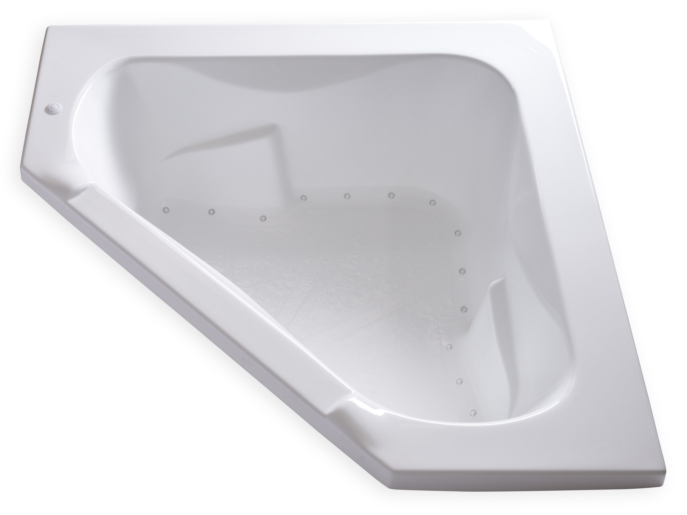 Carver Tubs Hygienic Air Tub 60\