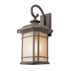 Hanford 3-Light Outdoor Wall Lantern
