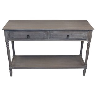 2 Drawer Console Table By Hokku Designs