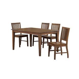 Huerfano Valley 5 Piece Dining Set