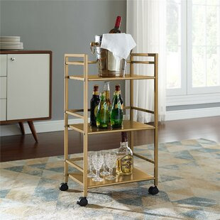 Helix Bar Cart