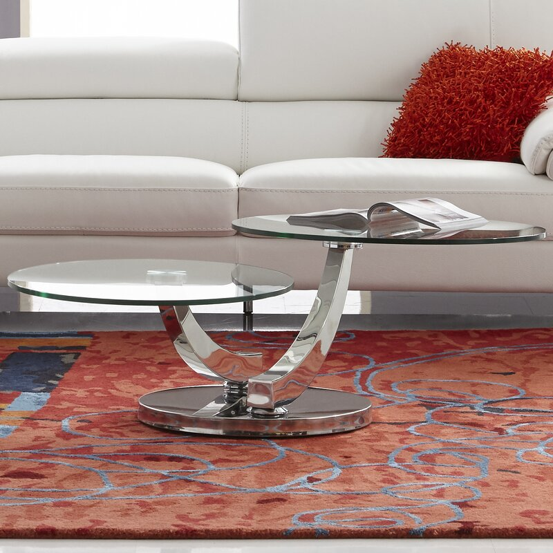 Exceptional Allure Coffee Table Amazing Design