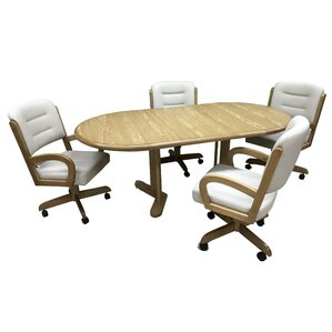 5 Piece Dining Set by Tobias Designs