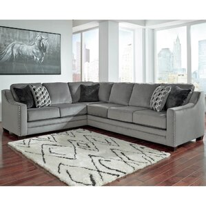 sc 1 th 225 : light grey sectional - Sectionals, Sofas & Couches