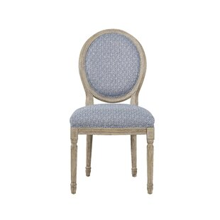 Antonella Round Back Upholstered Dining Chair
