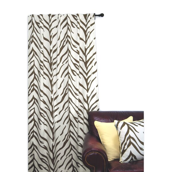 Animal Print Curtains & Drapes You'll Love | Wayfair