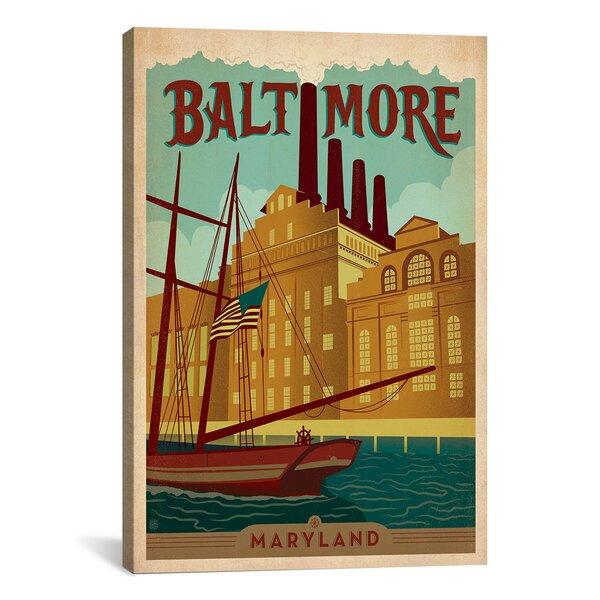 Icanvas Anderson Design Group Baltimore Maryland Vintage