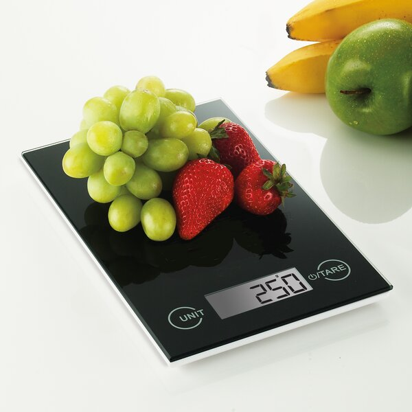 maverick 11 lb capacity digital kitchen scale | wayfair
