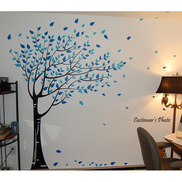 Pop Decors Gone with The Wind Tree Wall Decal u0026 Reviews | Wayfair