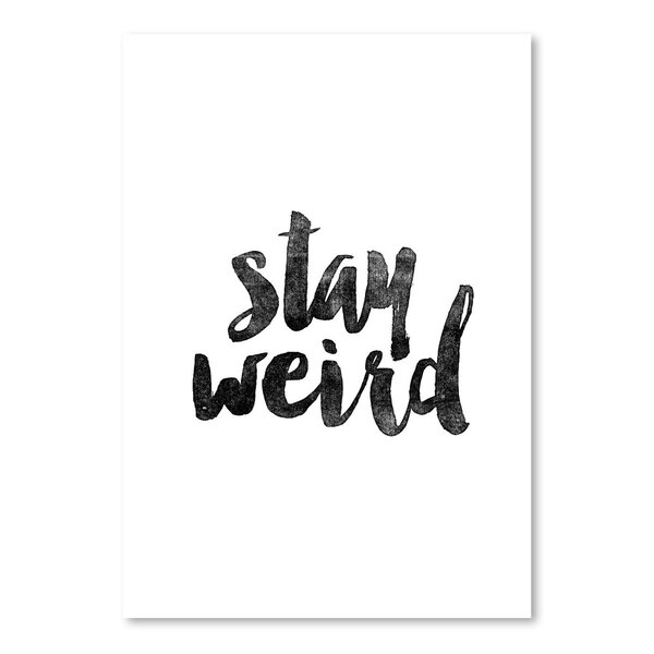 Stay Weird Poster Textual Art A89P455P1824 EFW10191 together with Flensted Mobiles Viking Mobile With Five Ships F018 FMS1008 as well Park Residence R 2 5505 as well Baxton Studio Rosalyn Modern And Contemporary Dark Bronze Finishing Queen Size Iron Metal Platform Bed 17619 also Extending Table And 6 Chairs. on chaise end sofa bed