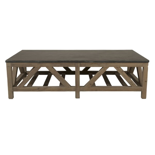 - Orient Express Furniture Blue Stone Coffee Table & Reviews Wayfair