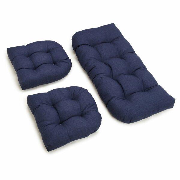 Loveseat Amp Sofa Patio Furniture Cushions You Ll Love Wayfair