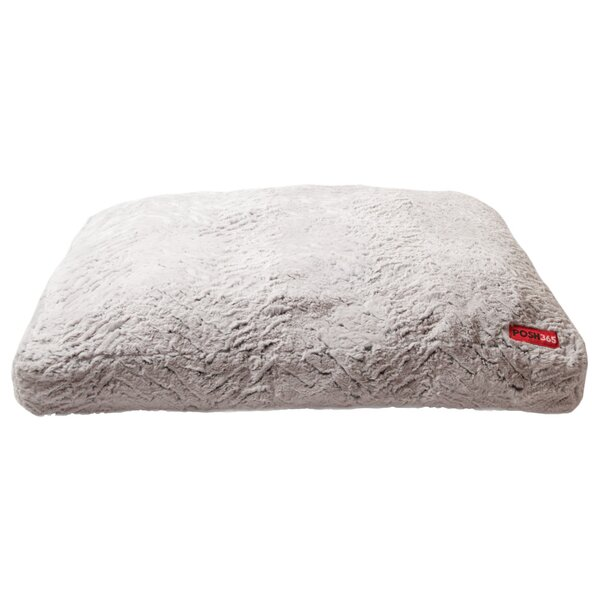 Posh365 Luxury Faux Fur Cushion Dog Bed & Reviews