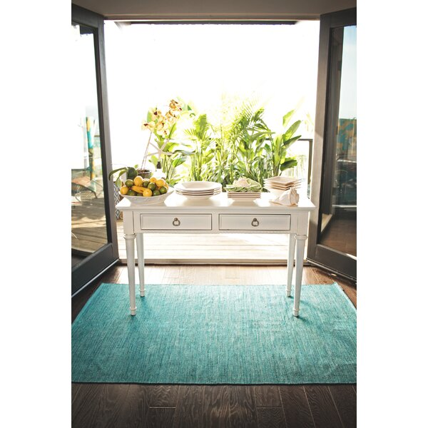 Fab Habitat Zen Cancun Blue Sea Area Rug & Reviews