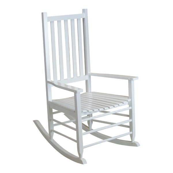 Alexander Middle Sized Adult Rocking Chair - Patio Rocking Chairs ...
