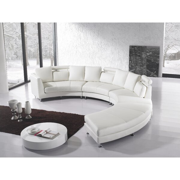 - Modern White Living Room Sets AllModern