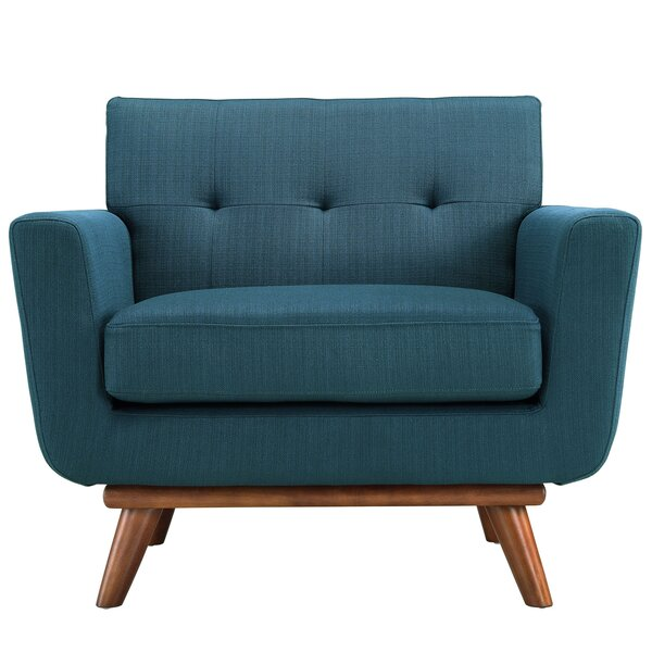 modern wood accent chairs allmodern