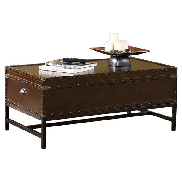 - Trent Austin Design Aztec Trunk Coffee Table & Reviews Wayfair