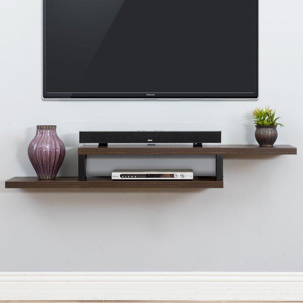 TV Mounts w Component Shelving Youll Love Wayfair : Ascend6022AsymmetricalWallMountedTVComponentShelf from www.wayfair.com size 600 x 600 jpeg 25kB
