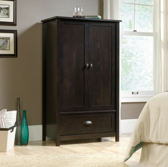. Clothing Armoires   Wardrobe Closets You ll Love   Wayfair