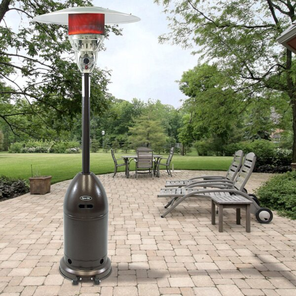 Dyna Glo Dyna Glo 48000 Btu Propane Patio Heater Reviews Wayfair