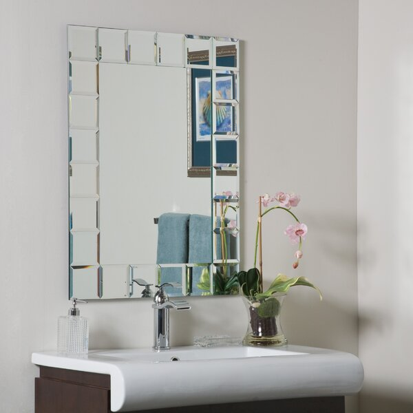 Mercer41™ Modern Wall Mirror & Reviews | Wayfair