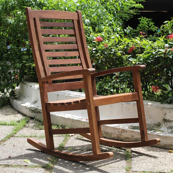 sandy point outdoor rocking chair - Rocking Chair