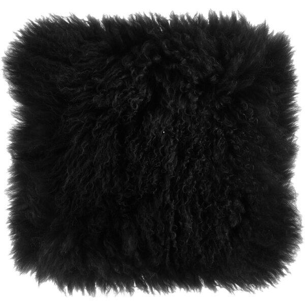 All Black Throw Pillows : Modern Black Decorative + Throw Pillows AllModern