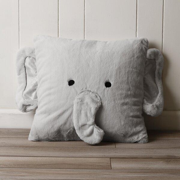 Viv + Rae Henry Elephant Plush Throw Pillow & Reviews