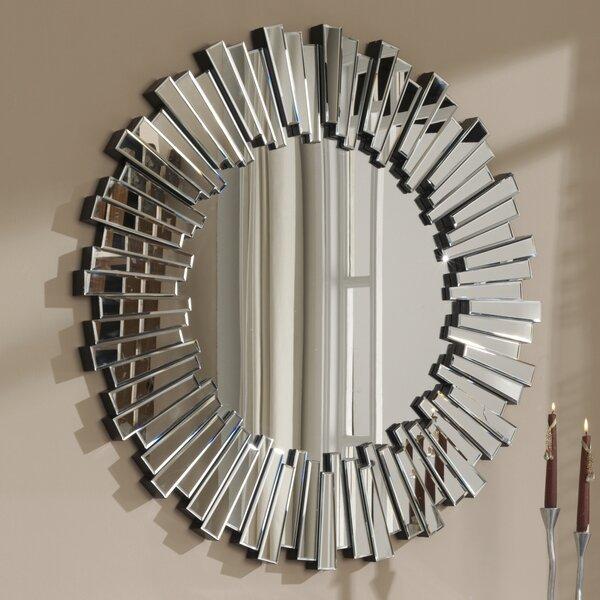 Alle spiegel marke hokku designs for Miroir xxl rond