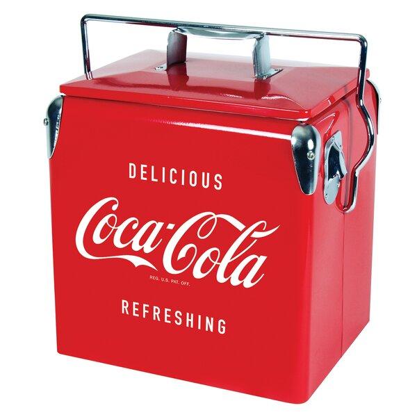 Koolatron Coca-Cola Picnic Cooler & Reviews   Wayfair
