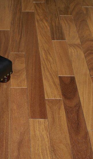 Cumaru Hardwood Flooring wood flooring species Albero Valley 5 Solid Cumaru Hardwood Flooring In Teak Reviews Wayfair