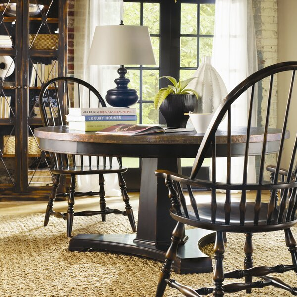Hammered Copper Dining Table | Wayfair