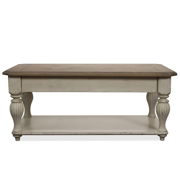 Coolidge Coffee Table with Lift-Top - Lift-Top Coffee Tables You'll Love Wayfair