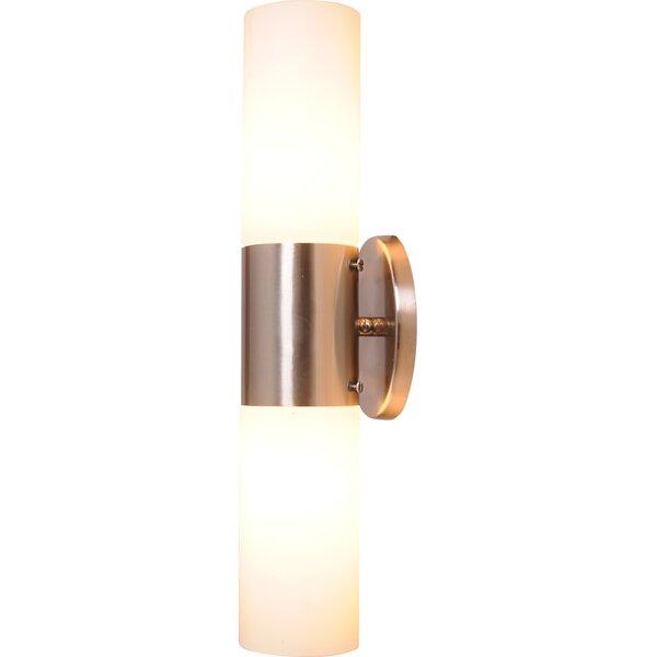 Design House Eastport 2 Light Bath Bar Amp Reviews Wayfair