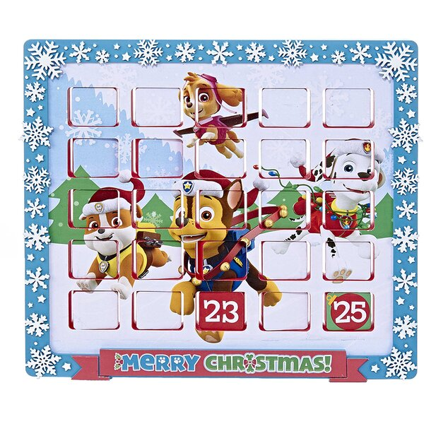 Kurt Adler Paw Patrol Advent Calendar Amp Reviews Wayfair