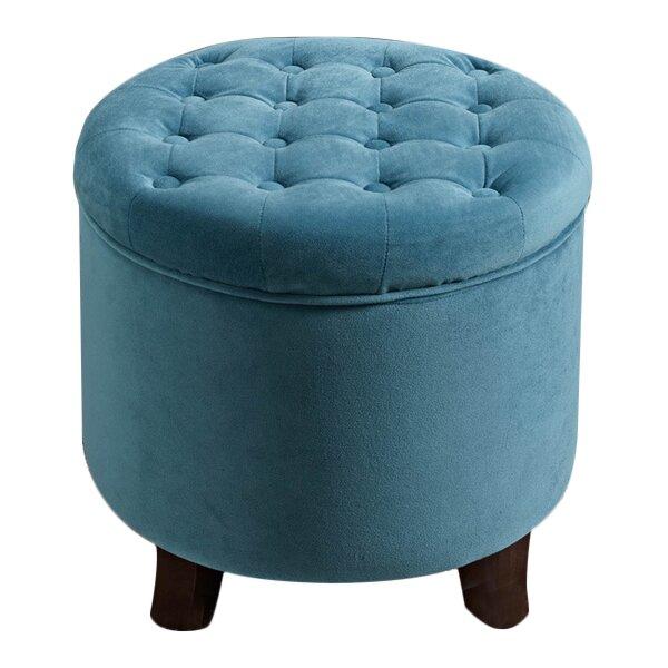 Wilfred Round Storage Ottoman - Three Posts™ Wilfred Round Storage Ottoman & Reviews Wayfair