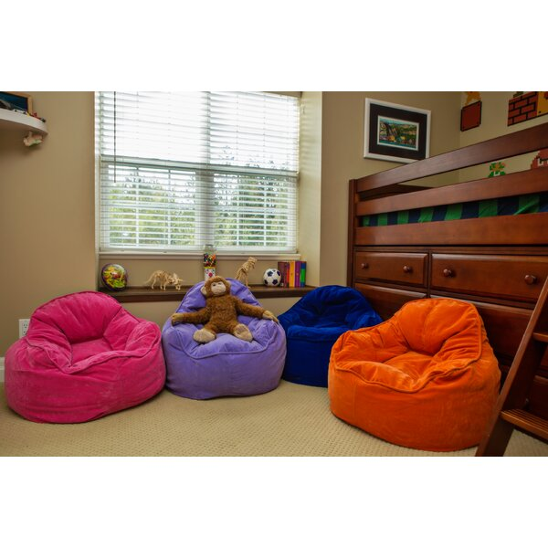 Modern Bean Bag Mini Me Pod Bean Bag Chair Reviews Wayfair