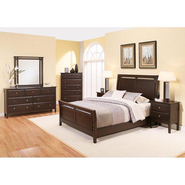 6 piece filmore sleigh bedroom set joss main for Main bedroom furniture
